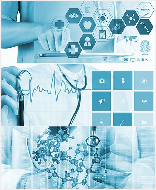 Image: Medical Equipment and Symbols